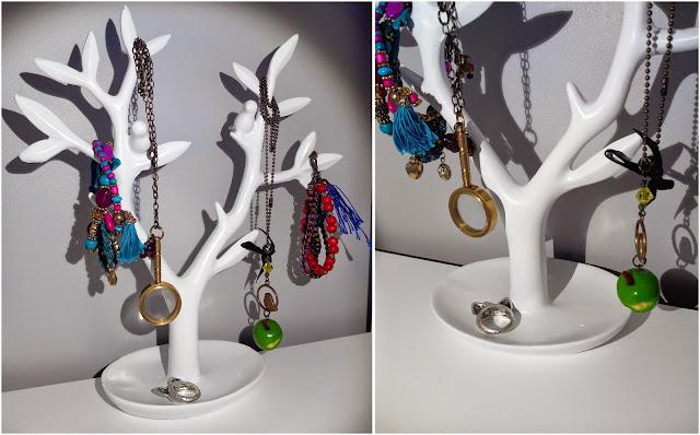arbre  bijoux, décoration, bijoux, porte bijoux, homy, bullelodie