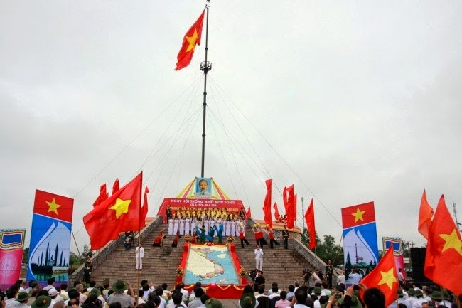 anniversary of the liberation of southern Vietnam
