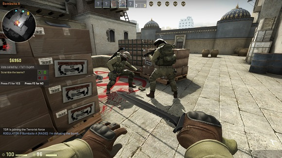 Counter Strike Global Offensive PC Screenshot 4 Counter Strike Global Offensive ^^nosTEAM^^