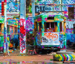 Happy Antipodean Glebe Tram Sheds A Palimpsest Of Urban
