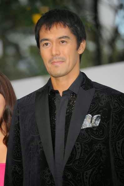 Aktor Hiroshi Abe