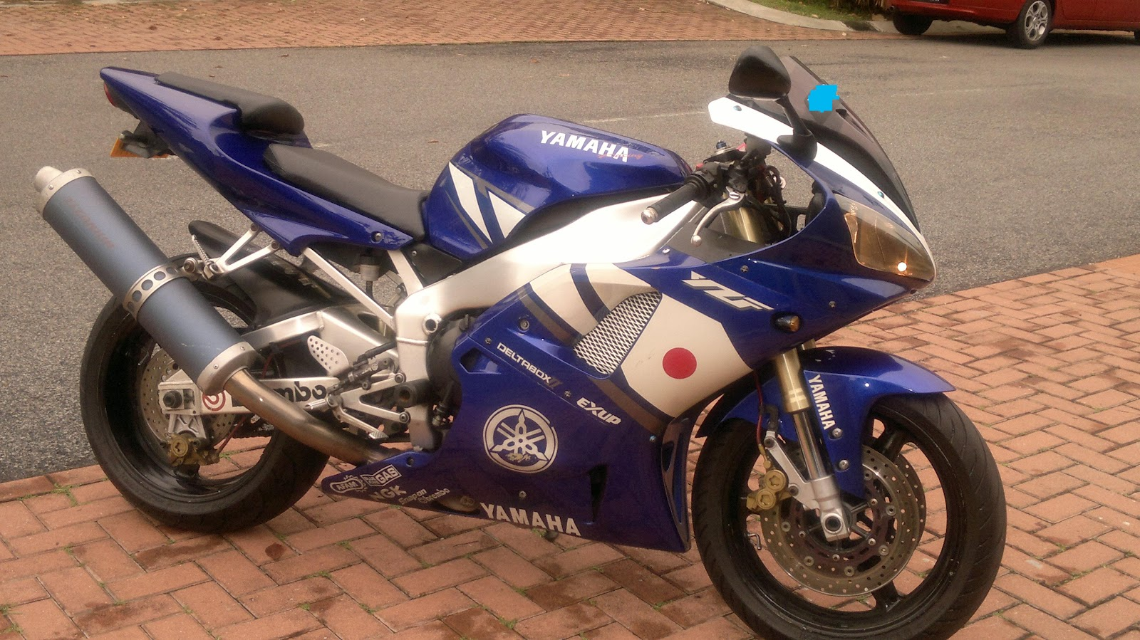 Super great sportbikes yamaha yzf r1 2001 sold for Yamaha r1 deals