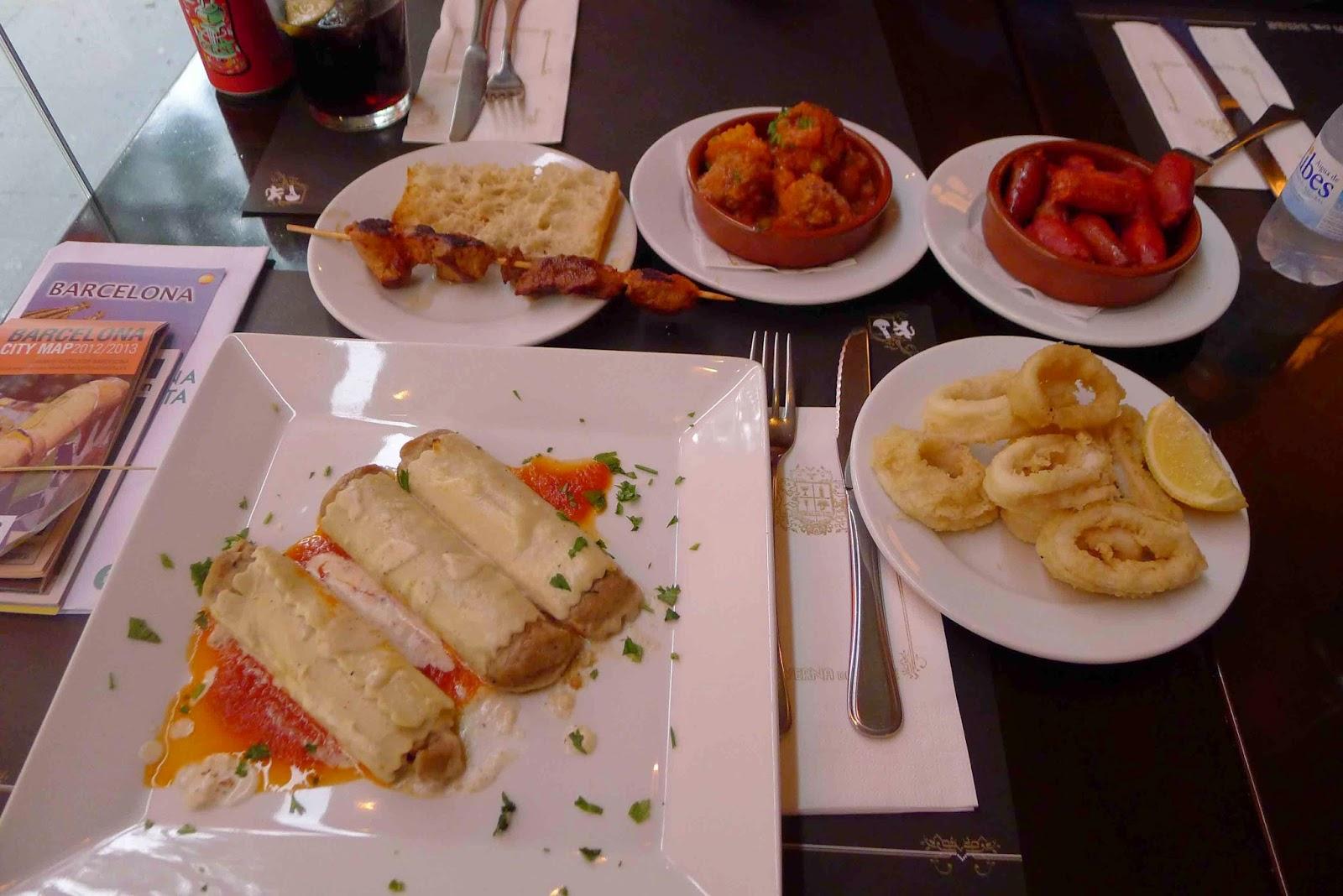 Cafe Bisbe tapas