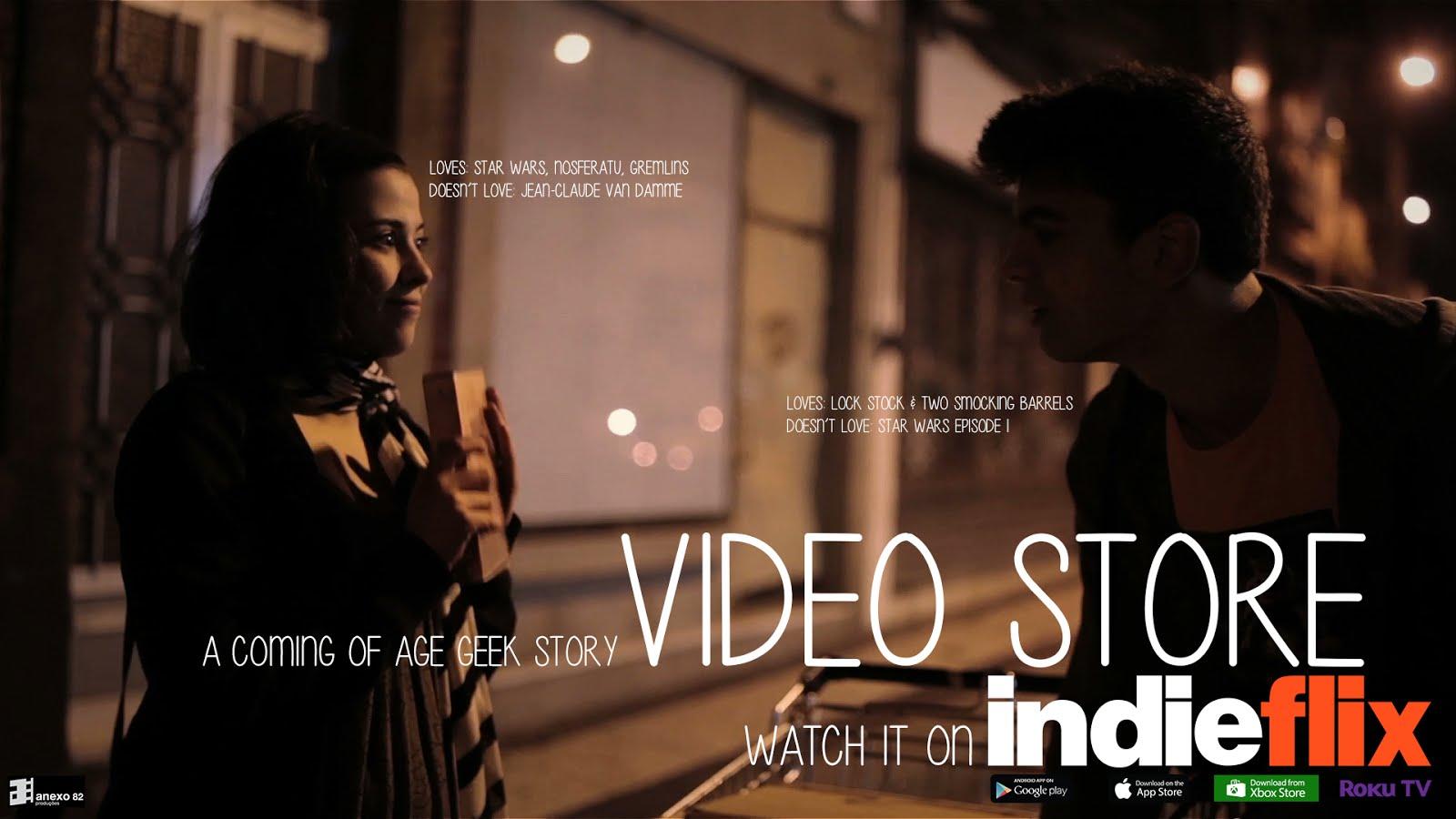 «Videoclube» disponível em VOD