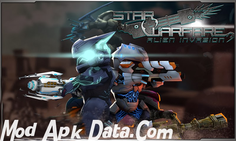 Star Warfare Alien Invasion
