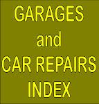GARAGES and CAR REPAIRS