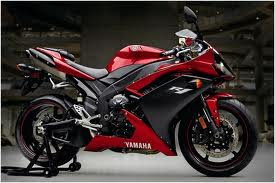 Supersport Yamaha YZF-R1 Motorcycle