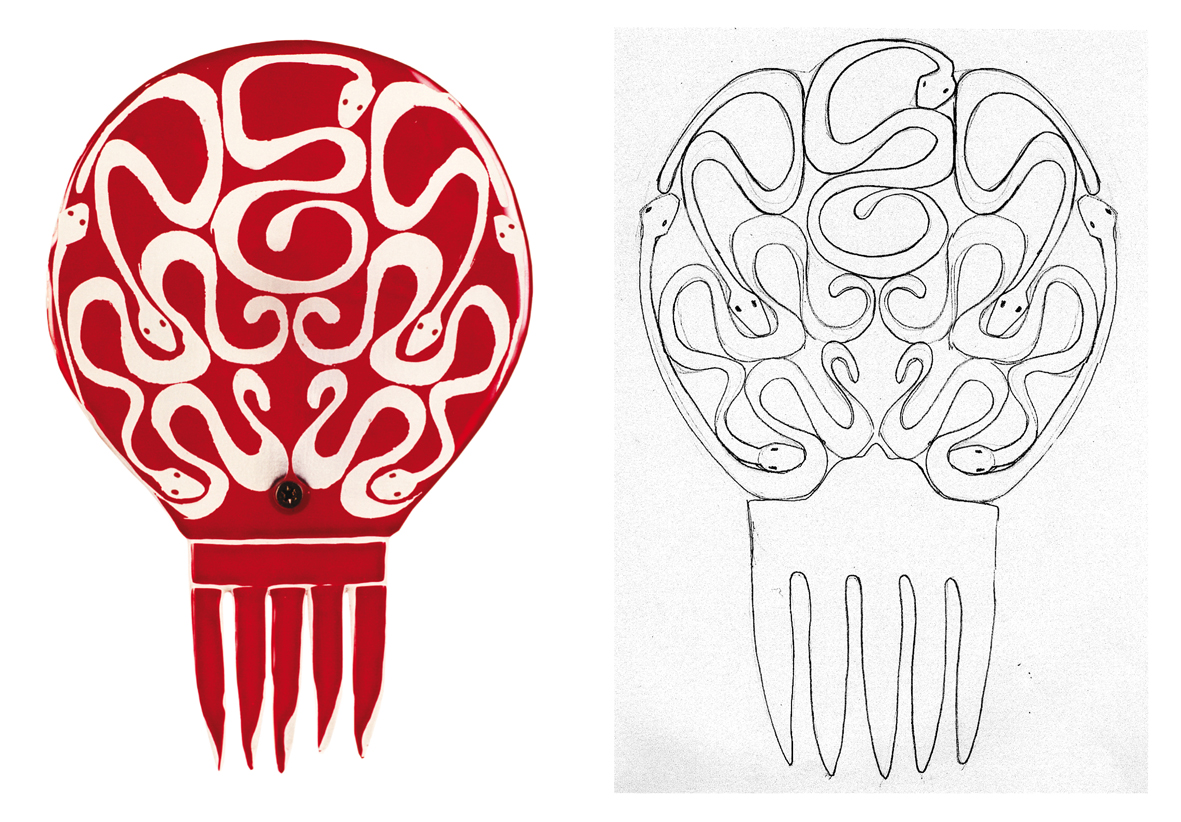 Caíto Design: Peinetas