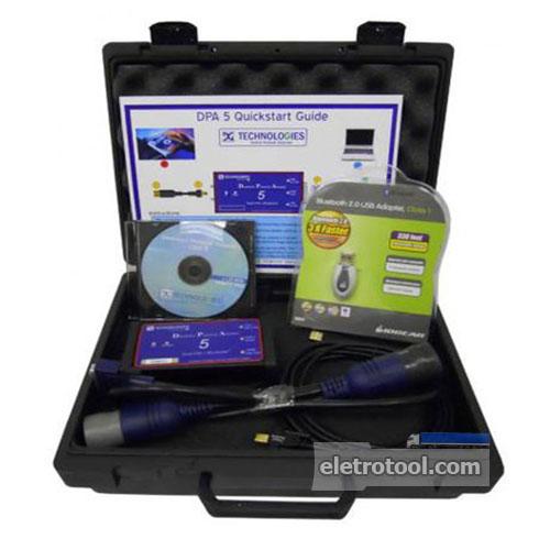 CNH EST 7.4 ORIGINAL herramienta de diagnóstico