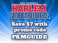 Globetrotter%2Band%2BChance Harlem Globetrotters Promo Code
