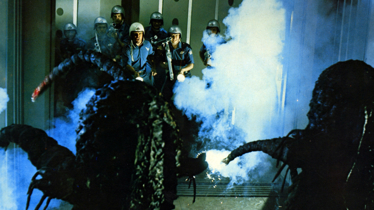 The Green Slime (1968)(Toei / MGM)