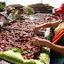 Capitalinos disfrutaron del almíbar más grande en el puerto Salvador Allende