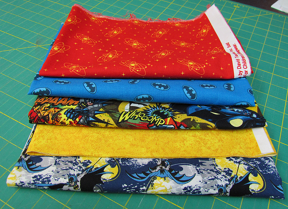 Chatterbox Quilts Chitchat: Holy Pinwheels, Batman! : batman quilt pattern - Adamdwight.com