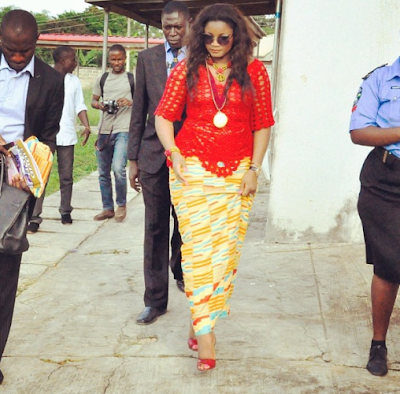 omotola jalade from ondo town