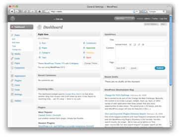 Conheça a plataforma WordPress 2