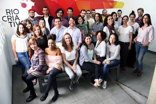 Rio Criativo tem 16 novas empresas