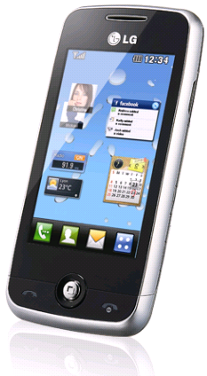 LG Mobile GS290: Another Ordinary Mediocre Touch Screen Phone