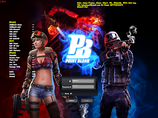 PointBlank Simple Menu Work All Windows