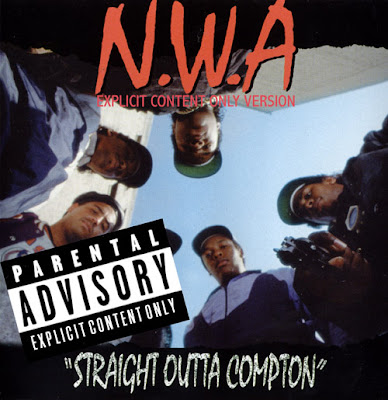 n.w.a. - west coast hip hop
