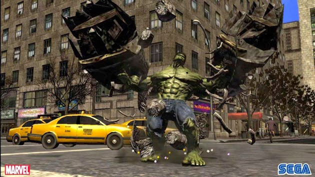 The Incredible Hulk PC Full Download