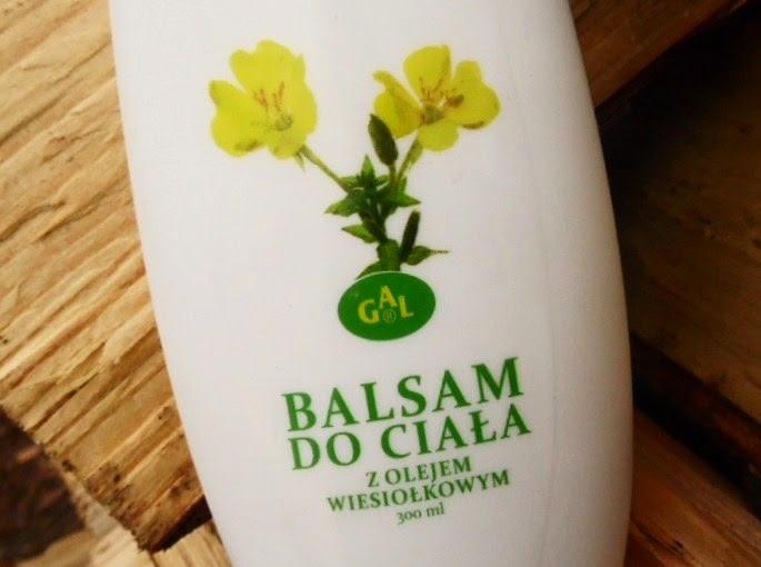 Gal | Balsam do ciała z olejem wiesiołkowym