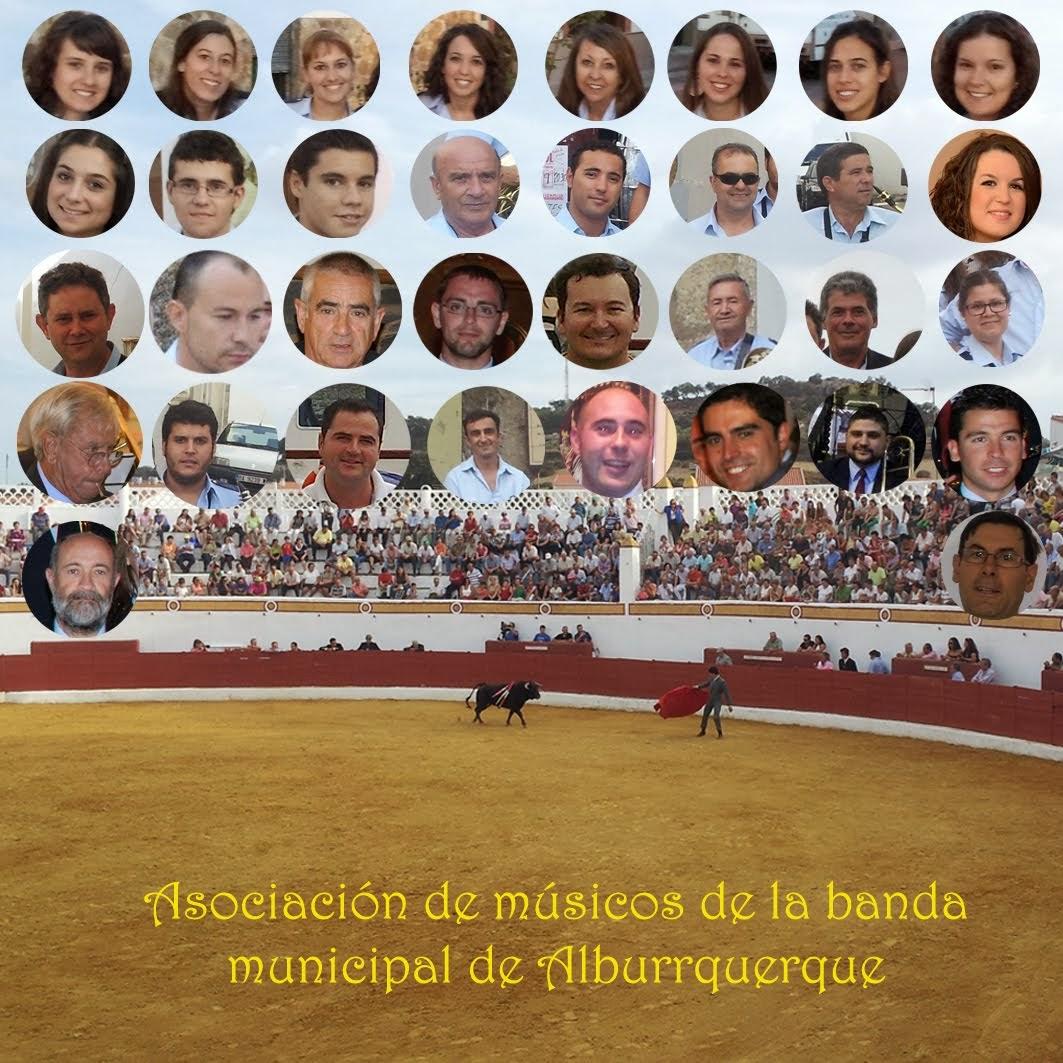 ASOCIACIÓN DE MÚSICOS DE LA BANDA MUNICIPAL DE ALBURQUERQUE