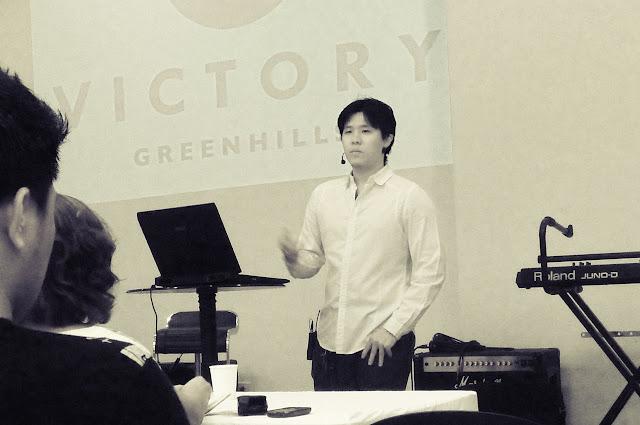 Sean Si @ Christian Bloggers Go Viral