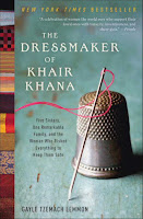 THE DRESSMAKER OF KHAIR KHANA by Gayle Lemmon