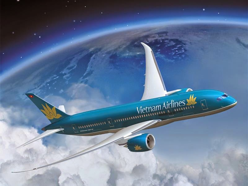 ve may bay di my cua vietnam airlines