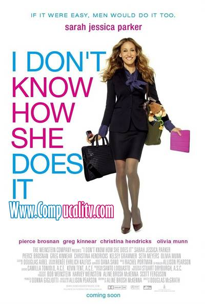 I Don't Know How She Does It DVDR NTSC Descargar Español Latino ISO 2011