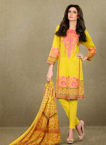 Latest summer lawn prints collection