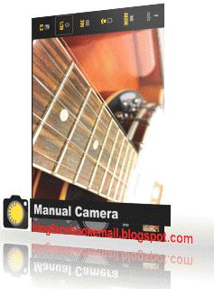 aplikasi kamera keren manual camera