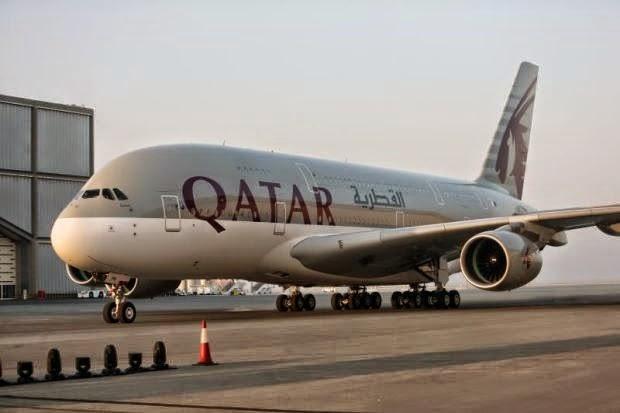 Qatar Airways Syarikat Penerbangan Paling Boleh Dipercayai Di Dunia MAS Tangga Ke 16