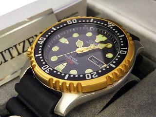 rm750: Citizen diver (NOS set)