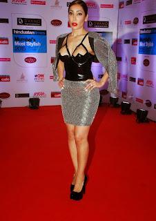 Sofia Hayat Stills at HT Mumbai Most Stylish Awards 5.jpg
