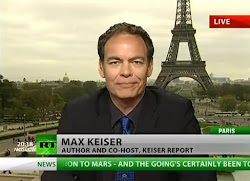 Joel the K Featured On Max Keiser.com