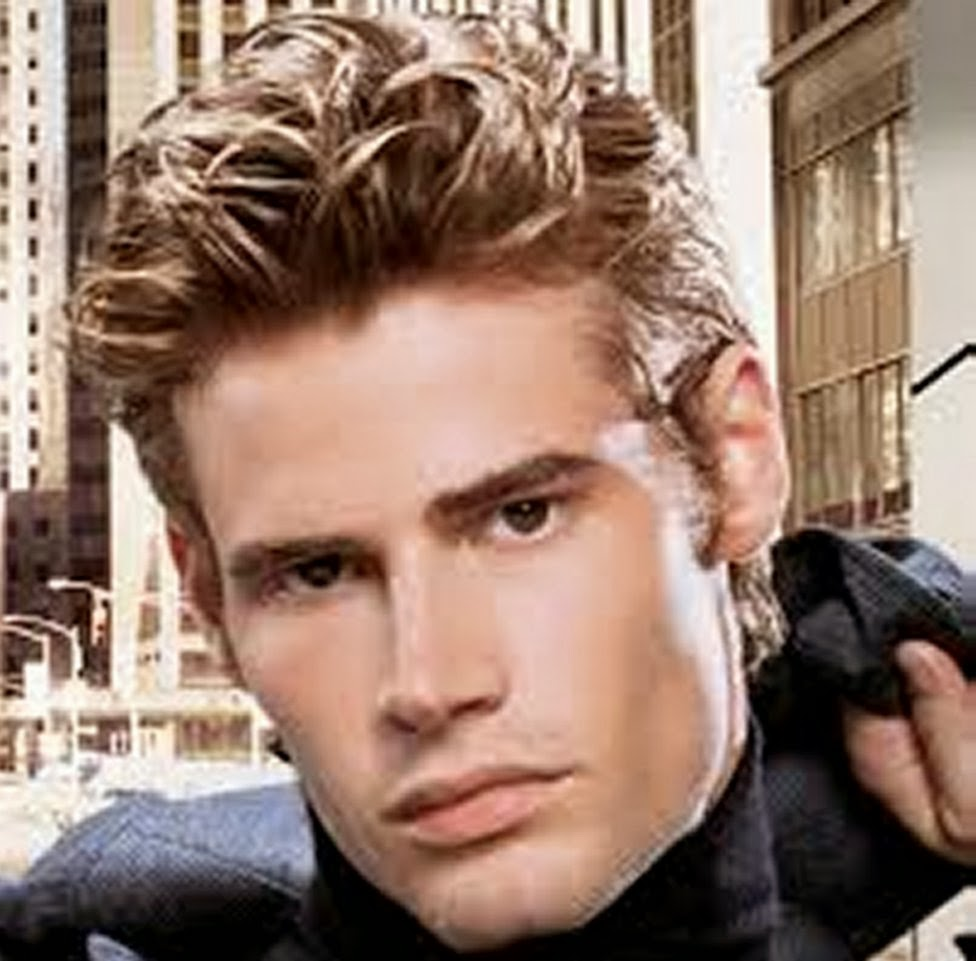 10 Best New Hairstyles For Men: Best Hairstyles For Men Blonde Hair