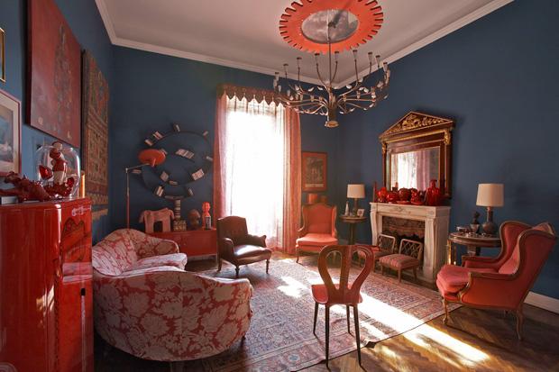 Vintage a colori ristrutturazione di una villa d 39 epoca - Case anni 50 ...