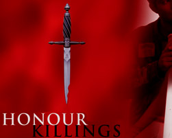 theological reflection on honor killings They find jesus and honor him, but an angel tells them not to alert herod with theological reflection on the theme of [old testament.