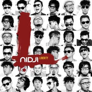 Nidji - Liberty (Full Album 2011)