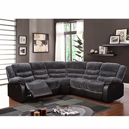 reclining-sectional-sofas  sc 1 st  The Best Reclining Sofas Reviews - blogger & The Best Reclining Sofas Reviews: Reclining Sectional Sofas islam-shia.org