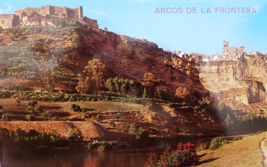 ARCOS, UNA POSTAL PARA LA  HISTORIA