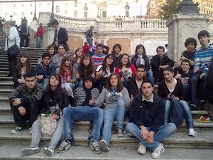 Viaxe a Roma 2010