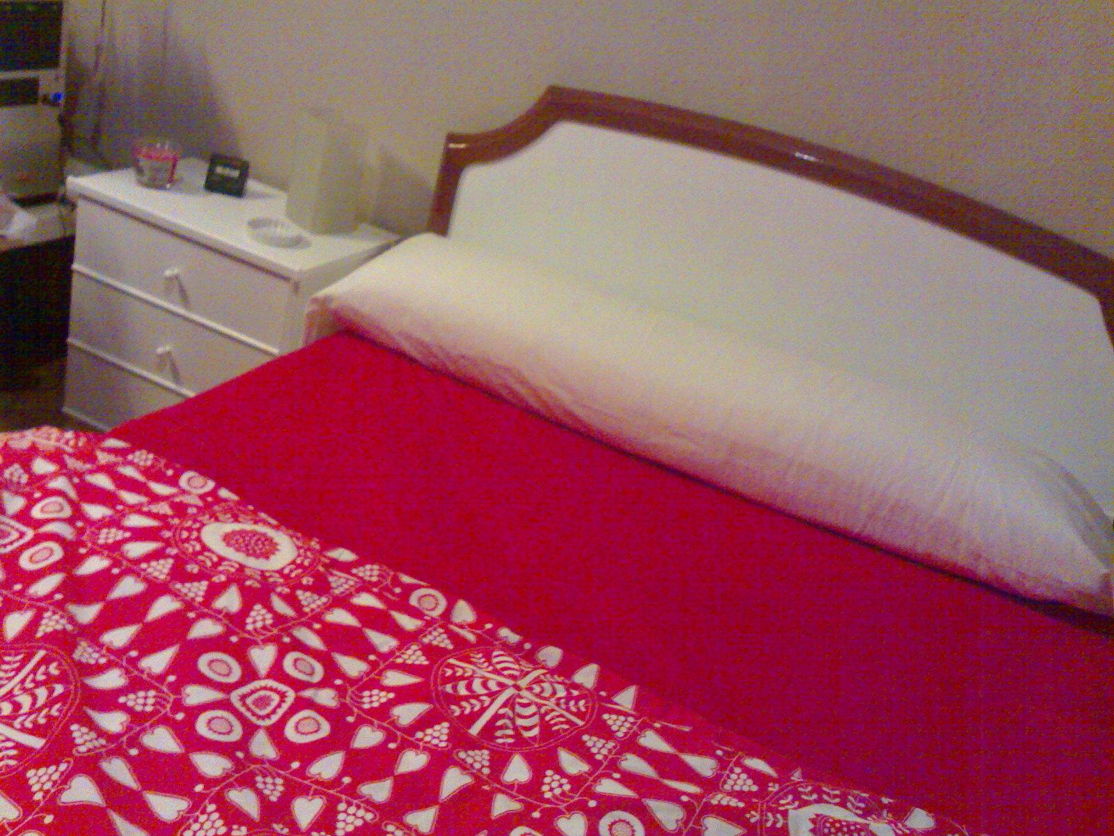 Cluberas creaciones con telas de ikea for Cubrepies de cama
