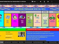 Aplikasi Analisis Soal Olah Nilai dan Cetak Raport Kurikulum 2013 SD SMP SMA Terbaru