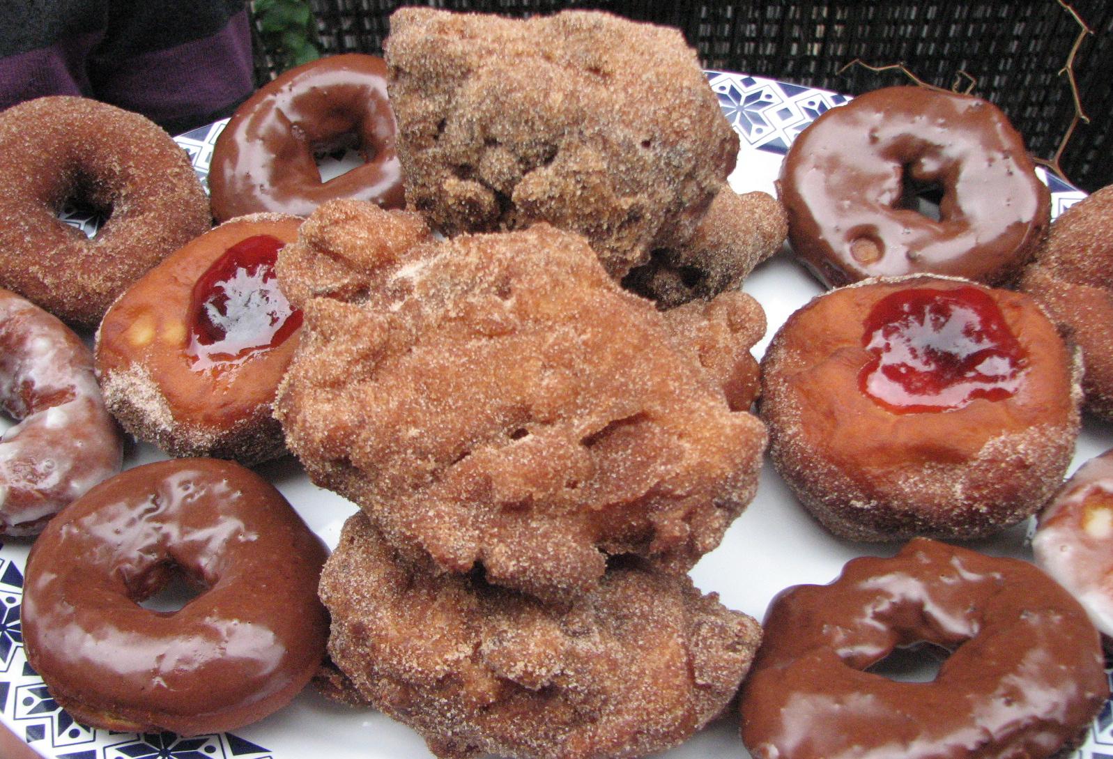 how to make a jam donut shot