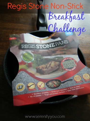 regis stone frying pan