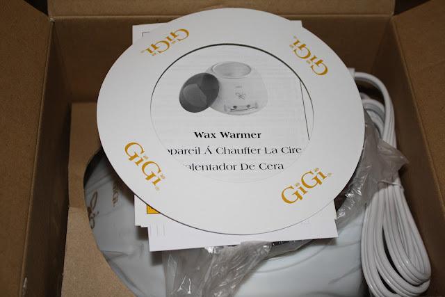 sally supply wax machine