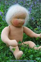 """Waldorf inspirierte Puppen -  hier geht es zur Rubrik """"Puppen"""""""