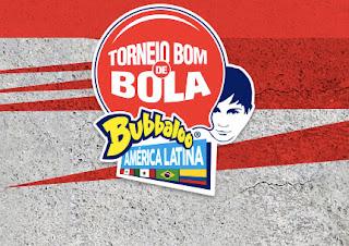 Cadastrar promoção Bubbaloo 2015
